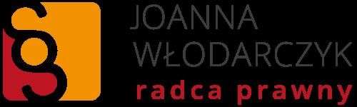 Joanna Włodarczyk Radca Prawny